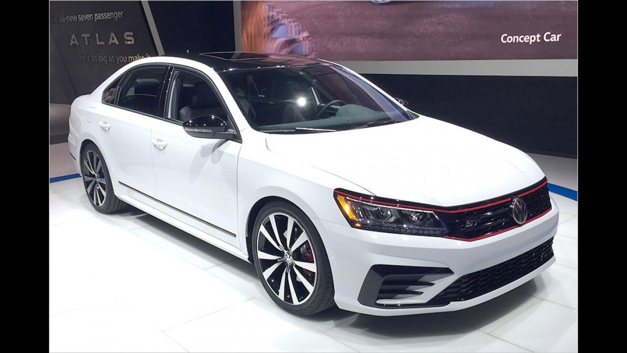 VW Passat GT Concept