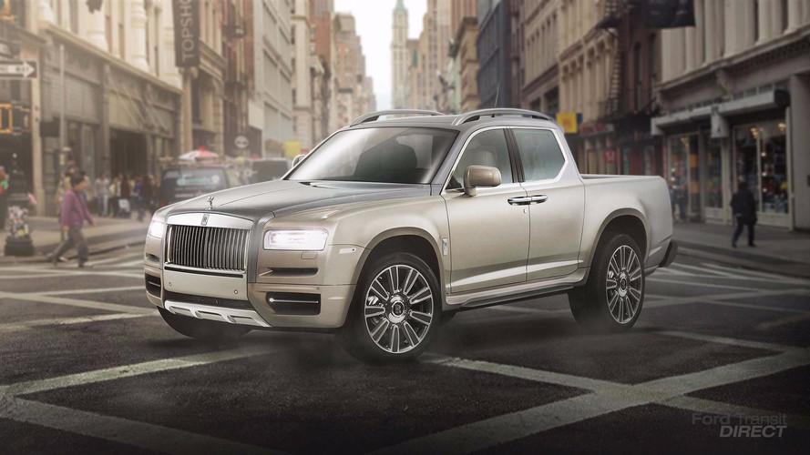 Pick-up de luxe