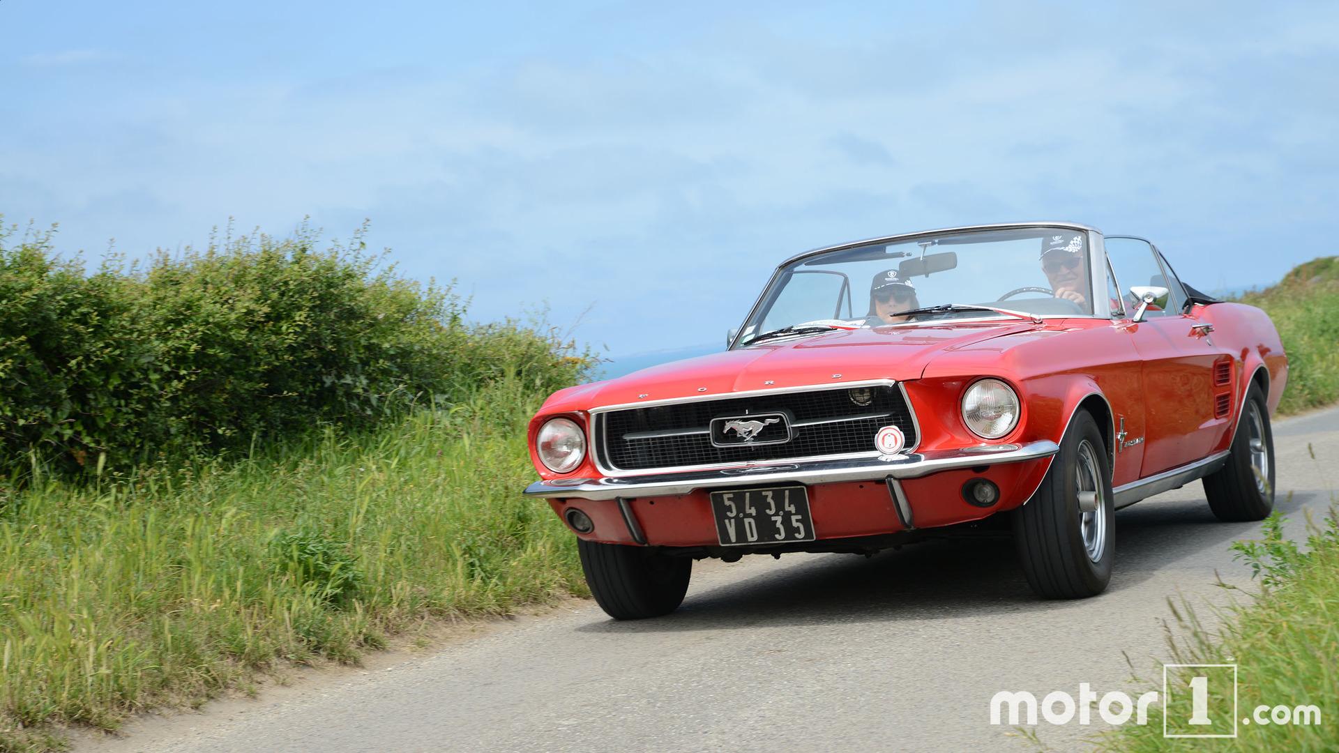 Essai Ford Mustang 289 de 1967 - Machine à rêves