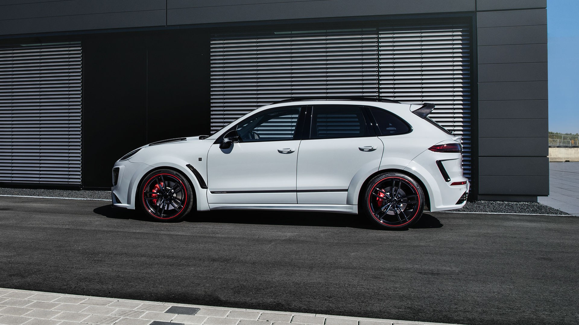 720 Hp Porsche Cayenne Turbo S Marks Techarts 30th Anniversary Wiring Harness Vw T2