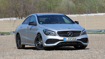 2017 Mercedes-Benz CLA250: First Drive