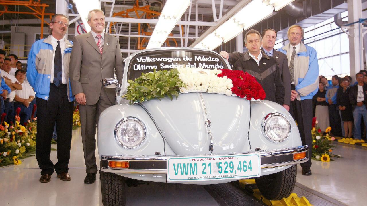 VW Käfer (1938): das meistgebaute Auto der Welt