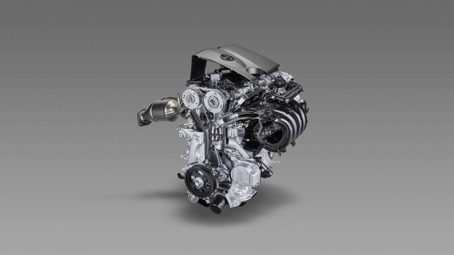 Yeni Toyota 2.0 Dynamic Force motor