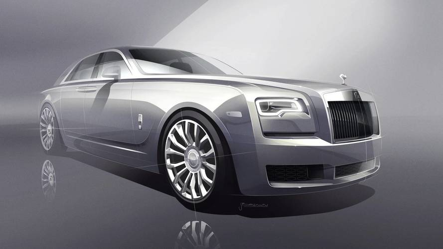 Rolls-Royce Reveals Stunning Limited Silver Ghost Collection