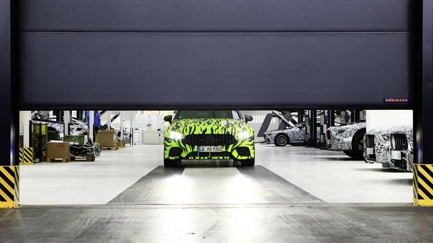 Mercedes-AMG 4-ajtós GT Coupé