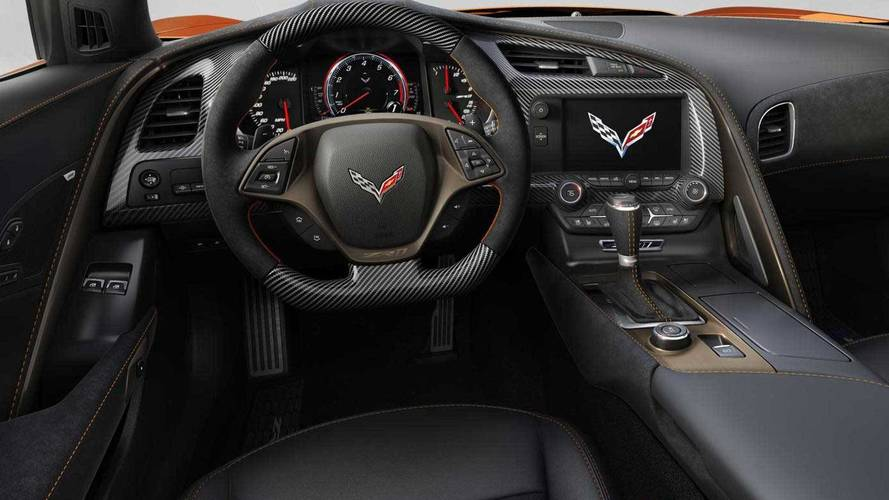 The Most Expensive Chevrolet Corvette Zr1 Costs 155833