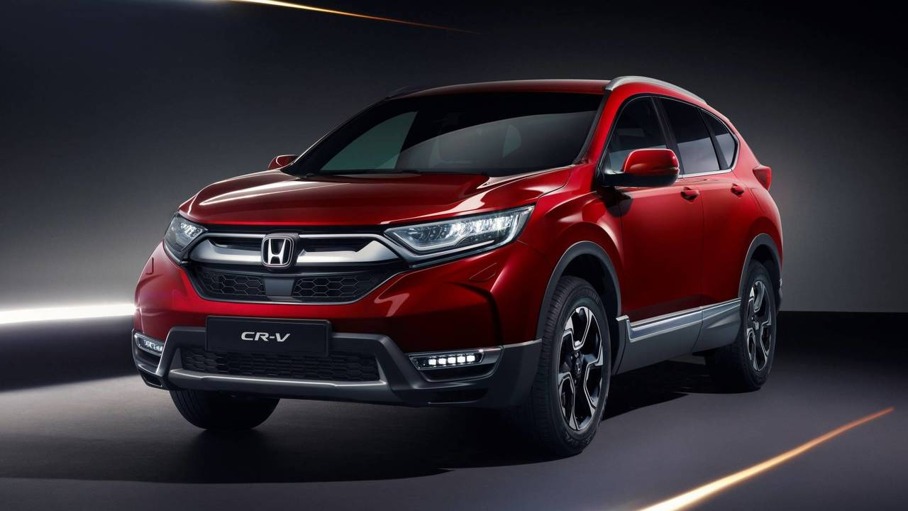 Nuova Honda CR-V, sarà anche ibrida