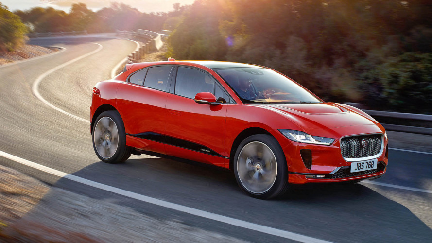 Jaguar I-Pace Is A Tesla Model 3 / Y Rival, Not Similar To The Model X