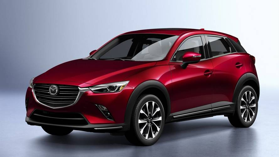 2020 Mazda CX-3 Ditches All But One Trim To Make Room For CX-30