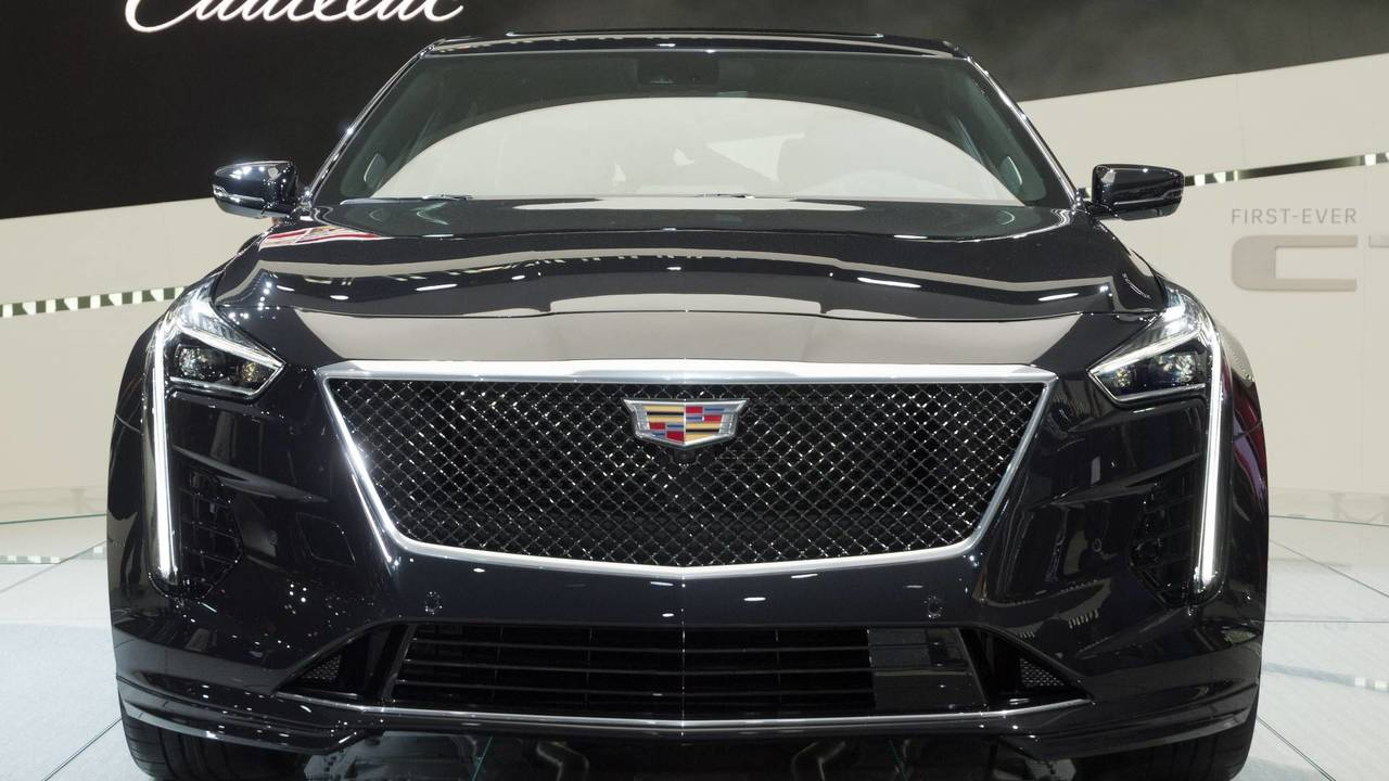 Cadillac CT6-V Twin-Turbo 4.2-liter V8 Engine Named ...