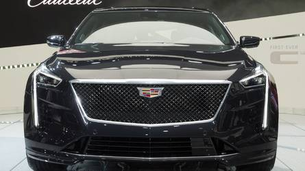 Cadillac CT6-V Twin-Turbo 4.2-liter V8 Engine Named 'Blackwing'