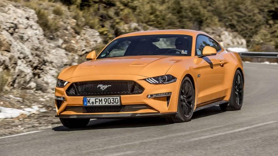 La Ford Mustang fut la sportive la plus vendue au monde l'année dernière