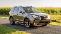 2019 Subaru Forester Side By Side