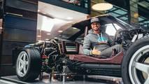 Porsche Boxer Motor Videosu