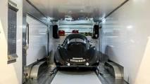 Porsche Type 64 Petersen Arrival