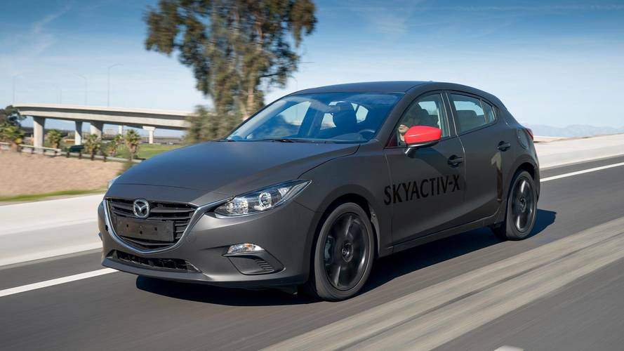 Mazda Enjoying High Demand For SkyActiv-X Engine