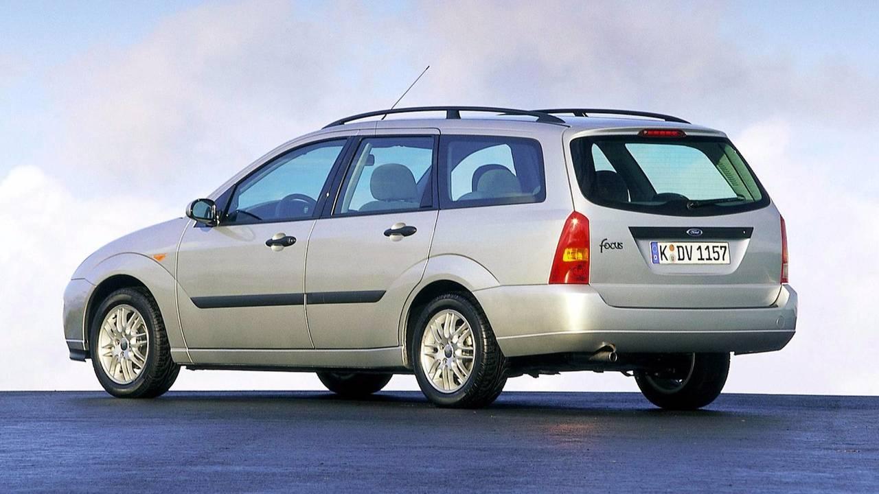 1998-2001 Ford Focus Station Wagon