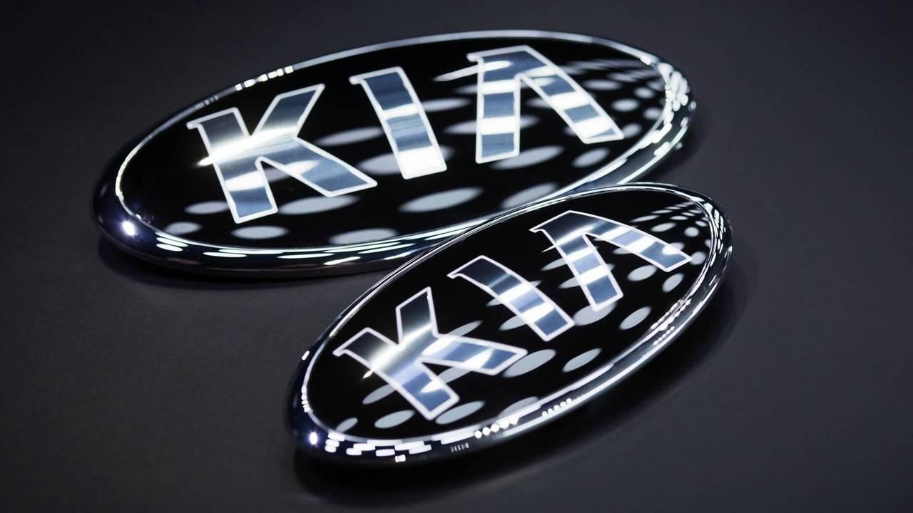 Kia Badges