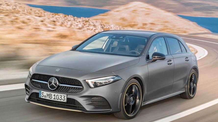 Yeni Mercedes A Serisi hatchback tanıtıldı!