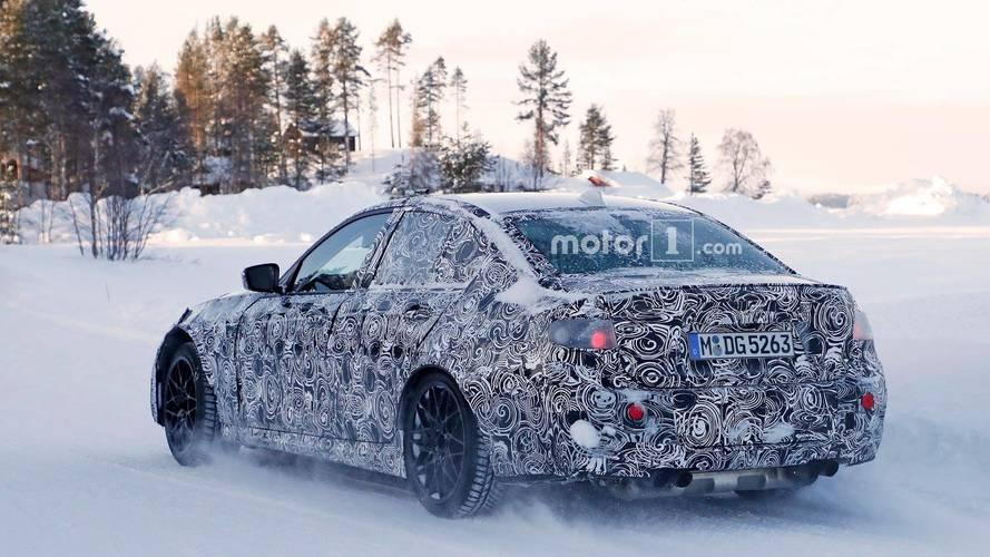 Fotos espía BMW M3 2019