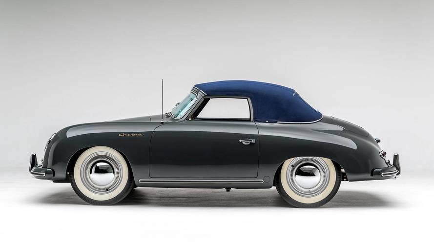 1955 Porsche Continental Cabriolet
