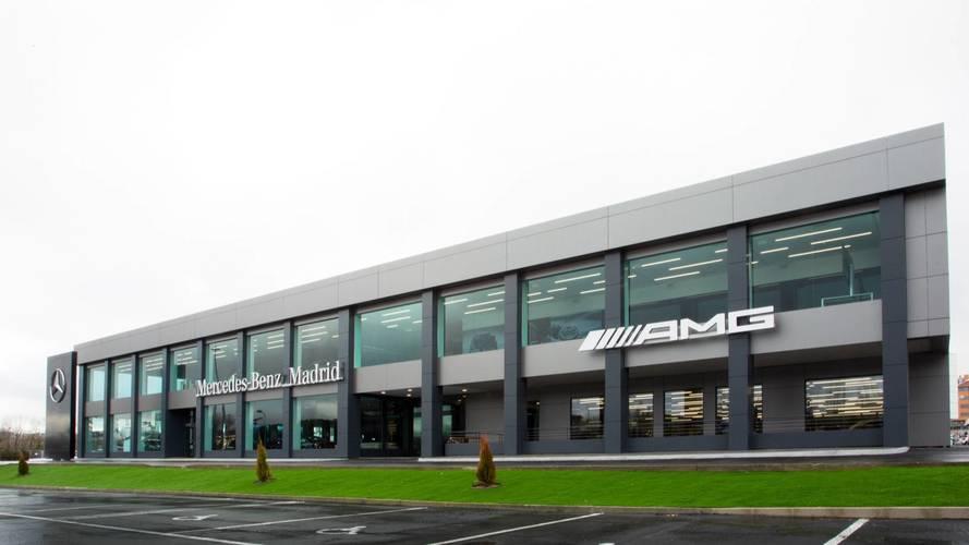 Mercedes-Benz inaugura la Flagship Store de Madrid