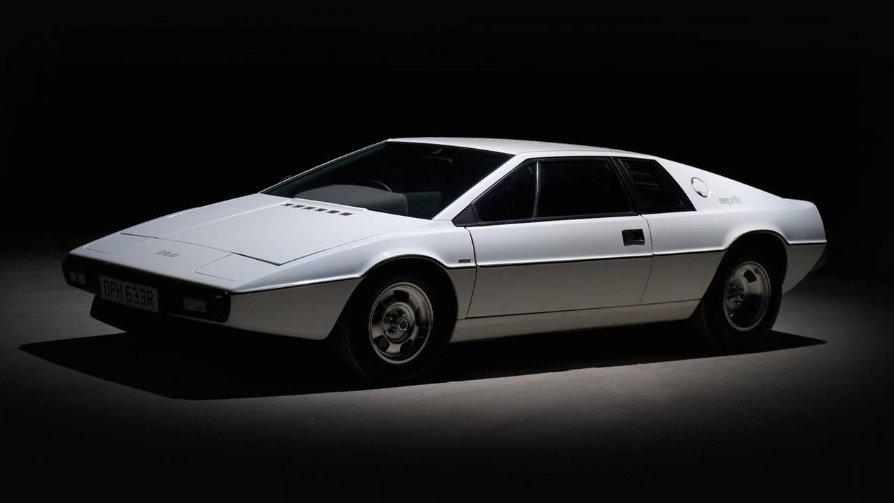 1976 - Lotus Esprit