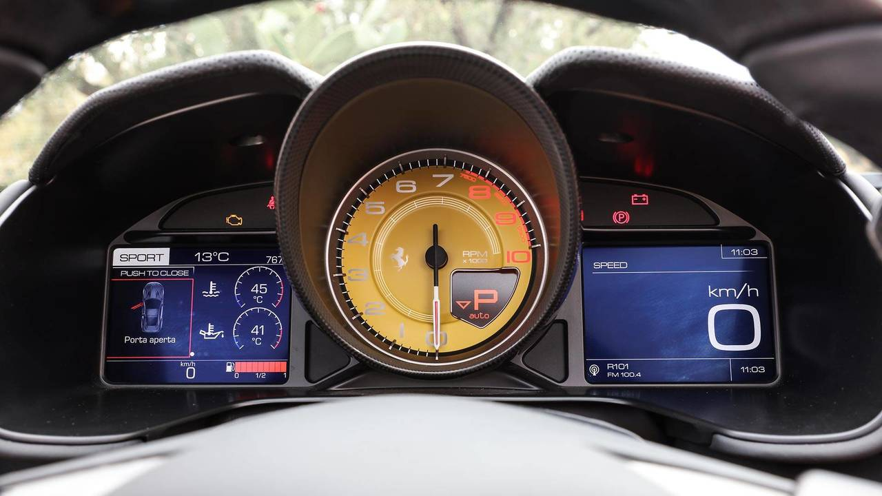 Colored Rev Counter - $776 or $979