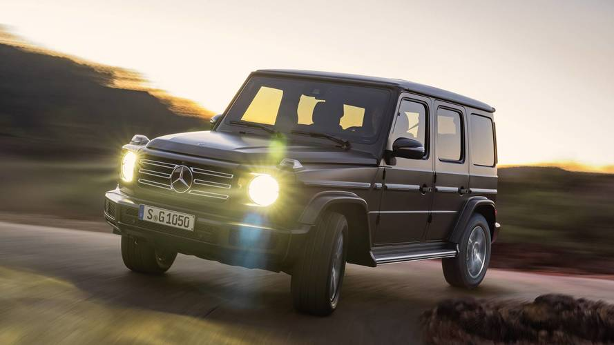 Mercedes EQG trademarks remind us electric G-Class is coming