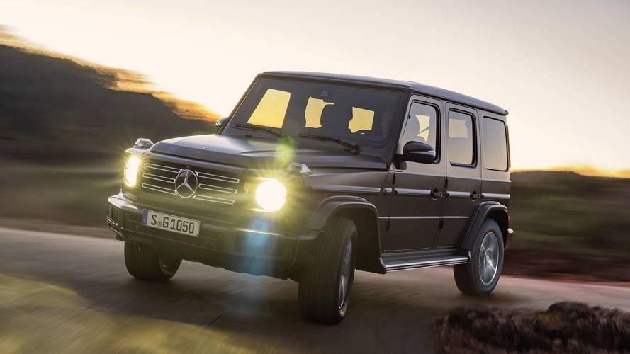 Mercedes-Benz registra el nombre EQG: en camino el Clase G eléctrico