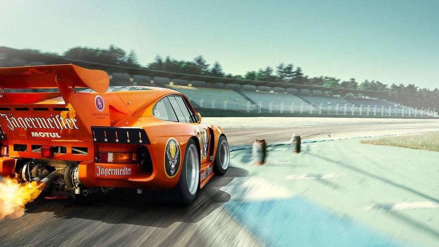 VIDÉO - Porsche 935 Turbo K3 ou la cracheuse de feu