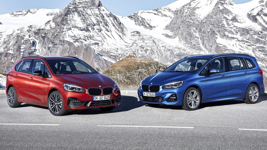 [Copertina] - BMW Serie 2 Active Tourer e Gran Tourer, arriva il restyling