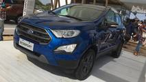 Ford EcoSport 4WD - Argentina