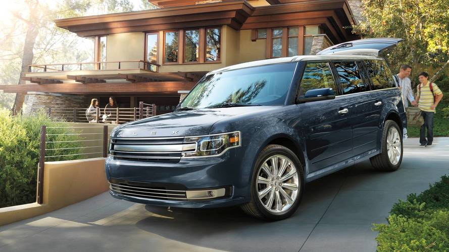Nearly Forgotten Ford Flex Now $5,000 Cheaper