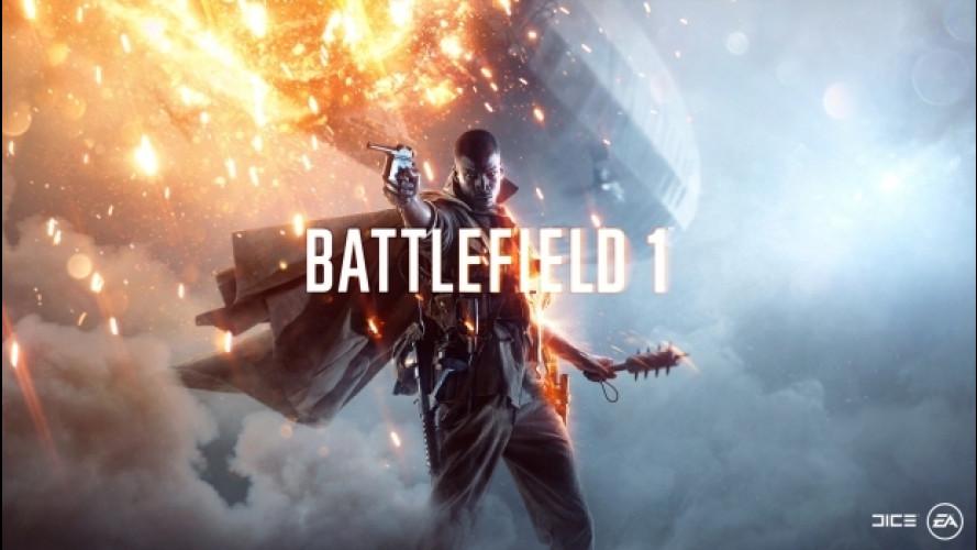 Battlefield 1, bentornati al fronte [VIDEO]