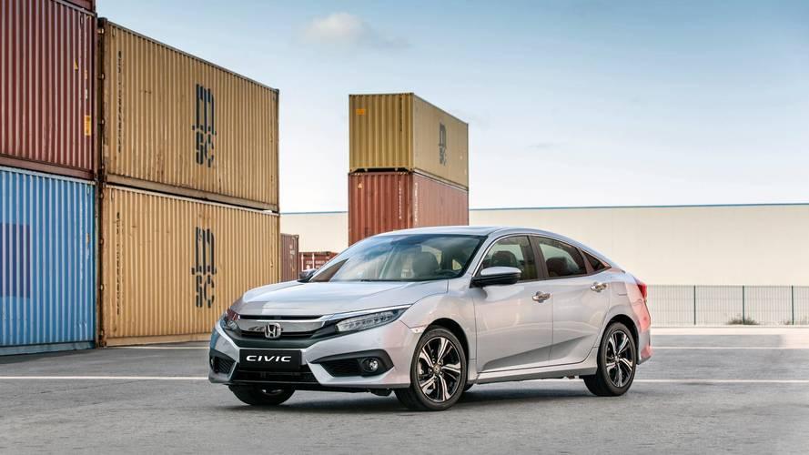 2018 Honda Civic Sedan dizel ilk sürüş