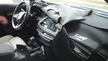 2018 Cadillac XT4'ün İç Mekan Casus Fotoğrafları