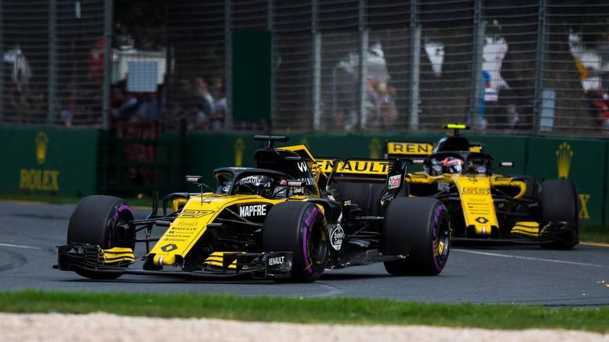 """Renault: """"Sainz y Hulkenberg ahora luchan con los grandes"""""""