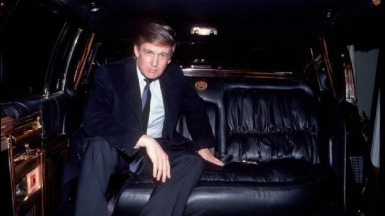 [Copertina] - Trump, prezzo folle per la sua Limousine anni '80