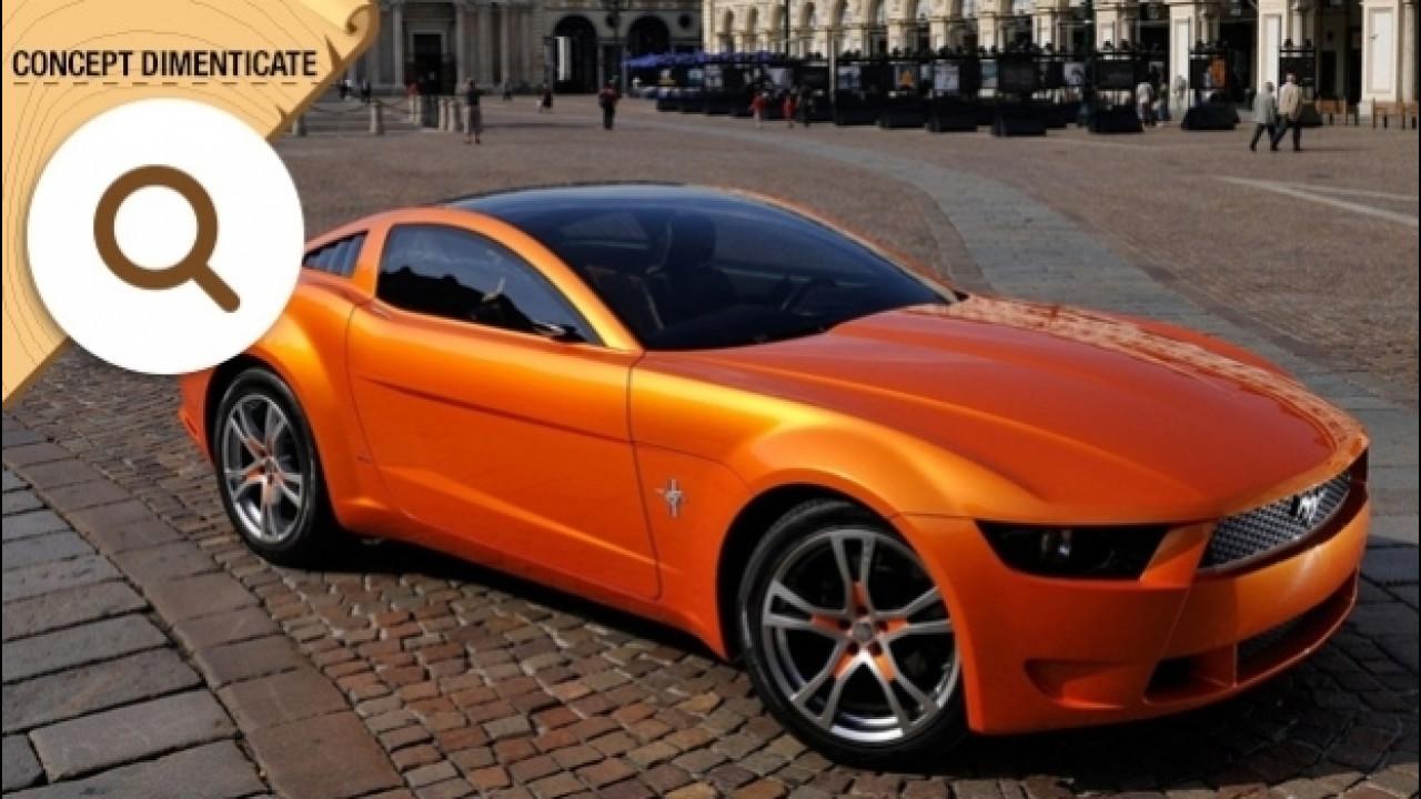 [Copertina] - Ford Mustang Giugiaro, la concept figlia d'arte