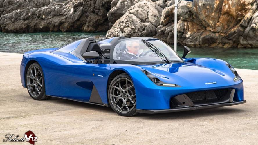 Get Up Close And Personal With The New Dallara Stradale
