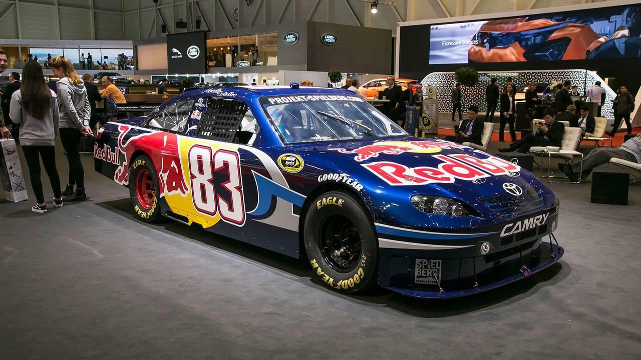 Red Bull Toyota Camry Nascar