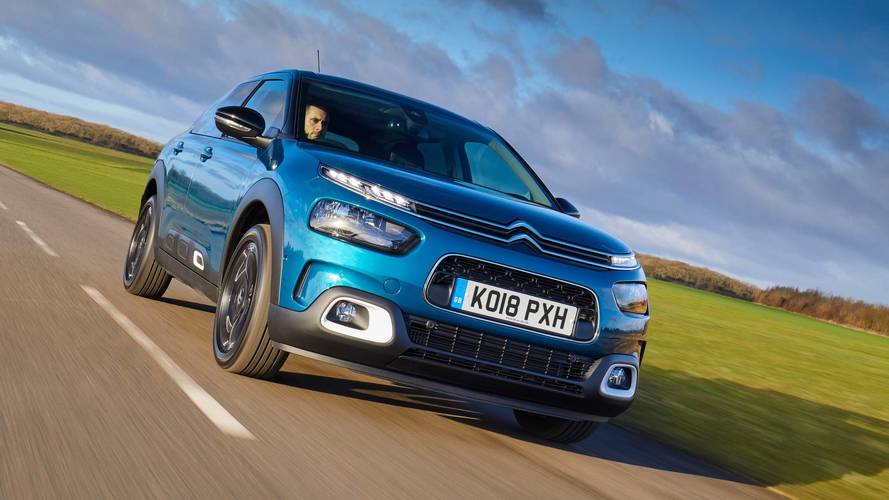 2018 Citroen C4 Cactus review: Quirky comfort