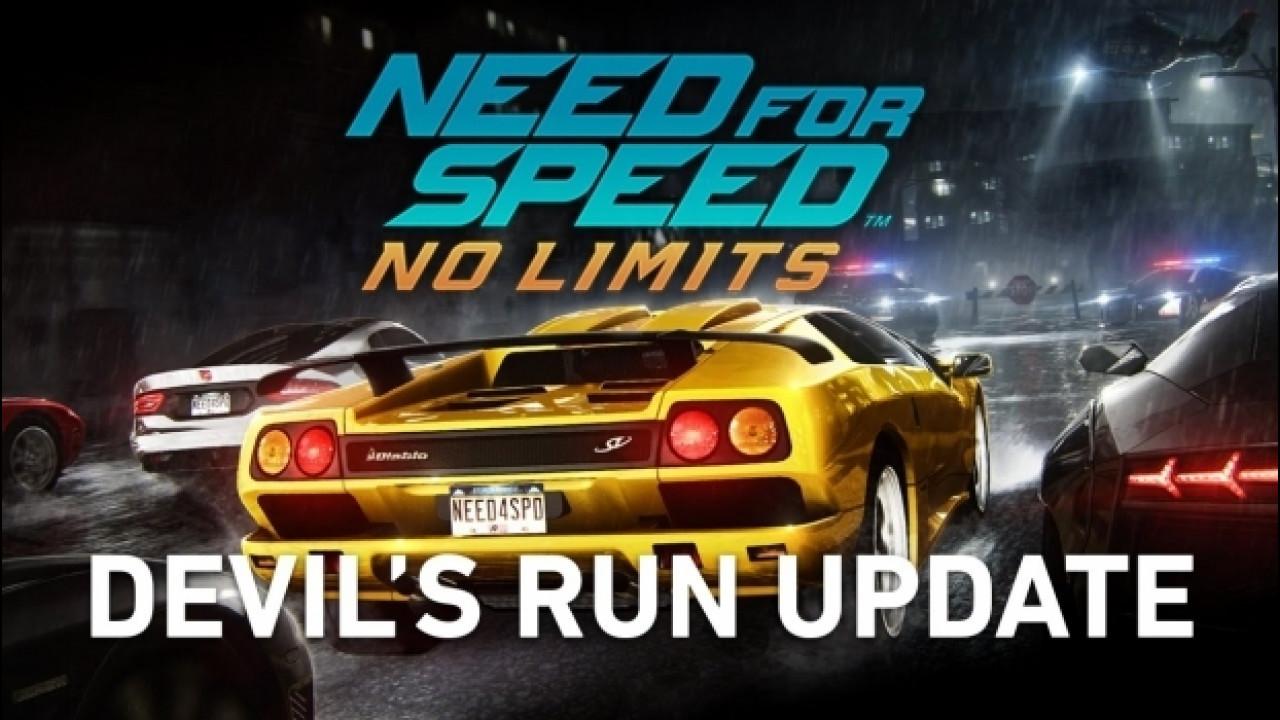 [Copertina] - Need for Speed No Limits, ora si gareggia con il Diavolo