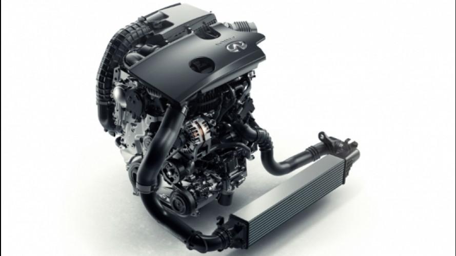 "Infiniti VC-T, il motore ""diesel a benzina"""