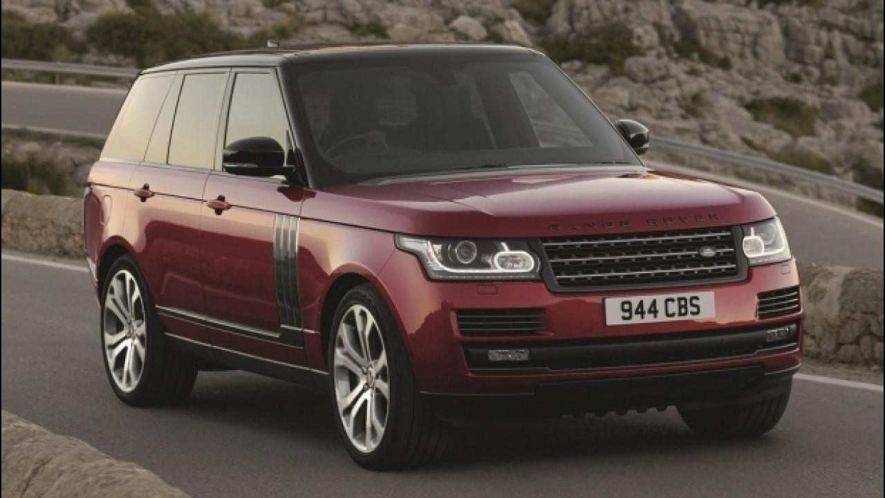 [Copertina] - Range Rover SVAutobiography Dynamic, quella con 550 CV