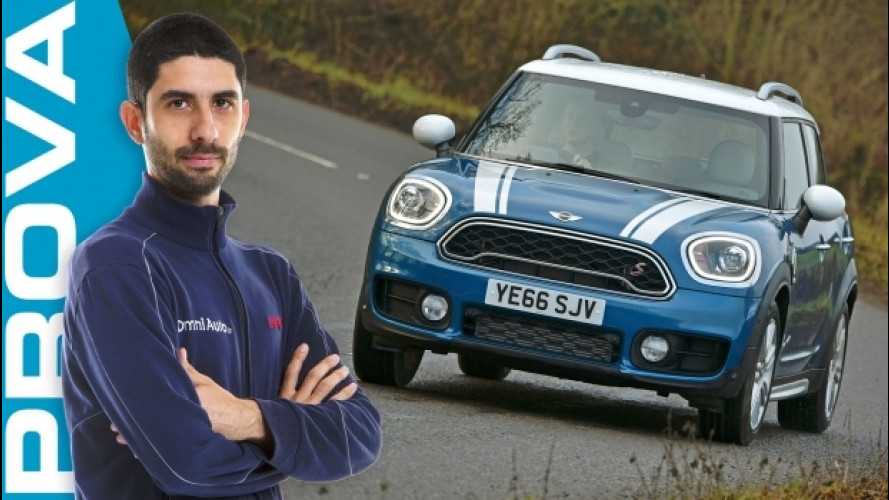 "Nuova MINI Countryman, di ""mini"" ha solo il nome [VIDEO]"