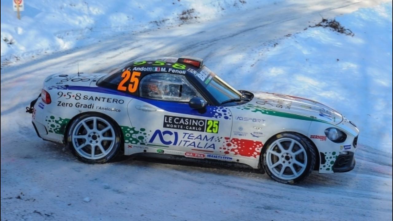 [Copertina] - Abarth 124 Rally, è un ritorno di gloria?