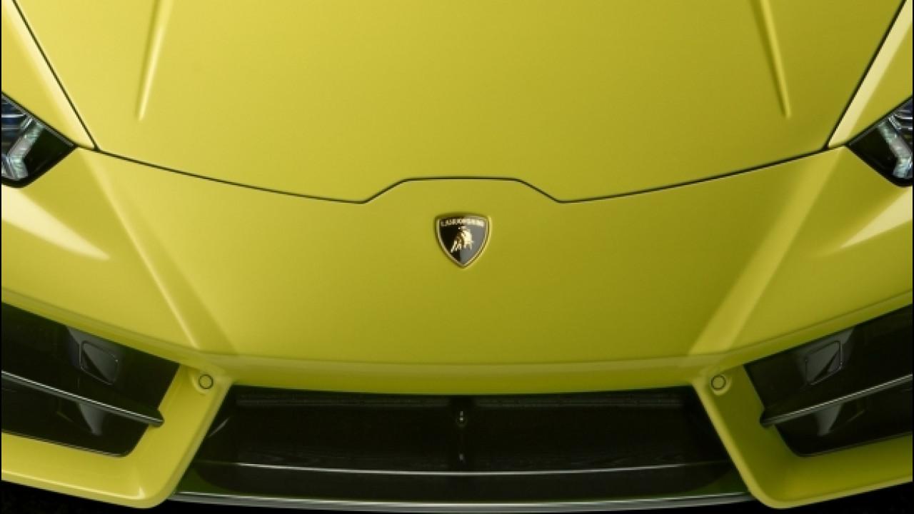 [Copertina] - Lamborghini Huracan Performante, aerodinamica rivoluzionaria