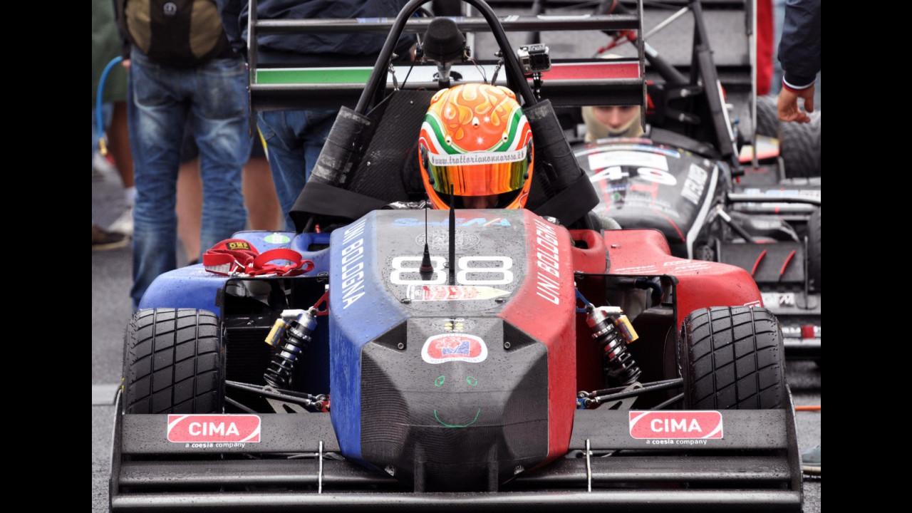 Calendario Unibo.Formula Sae Il Team Unibo Motorsport In Gara Anche Nel 2017